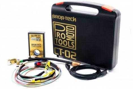 Prop-tech CT02, Áramfelvétel elemző , 0-1200A méréshatárral autókhoz, csónakmotorokhoz, kistherautókhoz